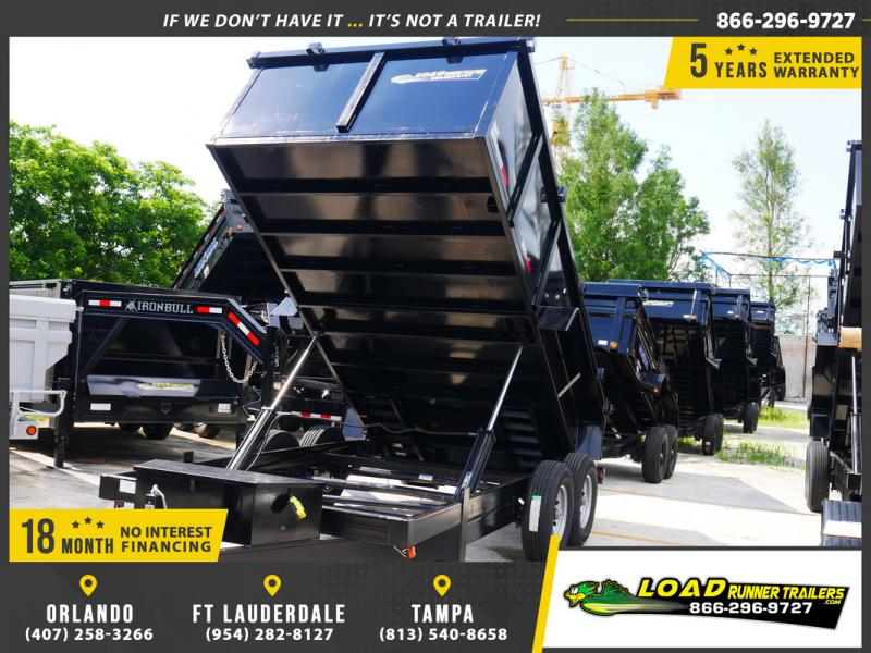 *DB56* 7x14 Twin Piston 7 Ton Dump Taylor Dumps & Trailers 7 x 14 | D82-14T7-36S