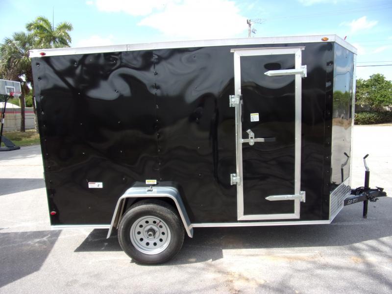 *114638* 5x10 Enclosed Cargo Trailer |LRT Haulers & Trailers 5 x 10