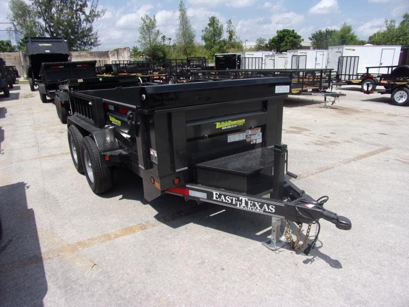 *114805* 5x10 6 TON Dump Trailer |LRT Dumps and Trailers 5 x 10