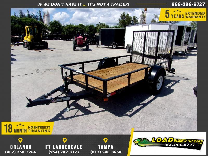 *117480* 5x10 Utility|Lawn|ATV|Multipurpose Trailer |LRT Haulers & Trailers 5 x 10