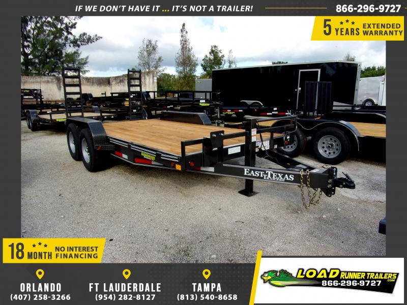 *112240* 7x16 Equipment Trailer |LRT Tandem Axle Trailers 7 x 16