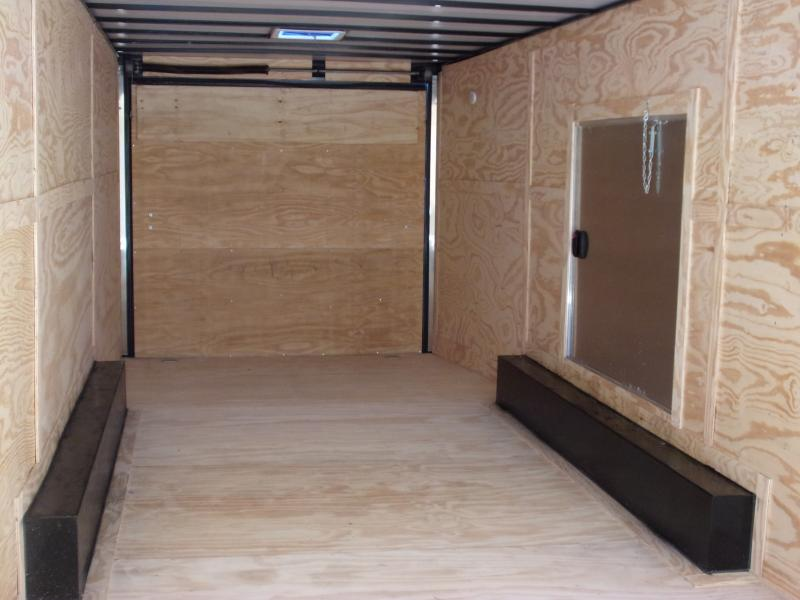 *112792* 8.5x32 Enclosed Cargo Trailer |LRT Tandem Axle Trailers 8.5 x 32