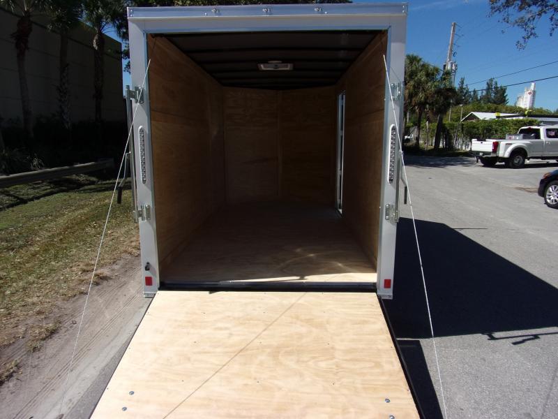 *115017* 6x12 Enclosed Cargo Trailer |LRT Haulers & Trailers 6 x 12