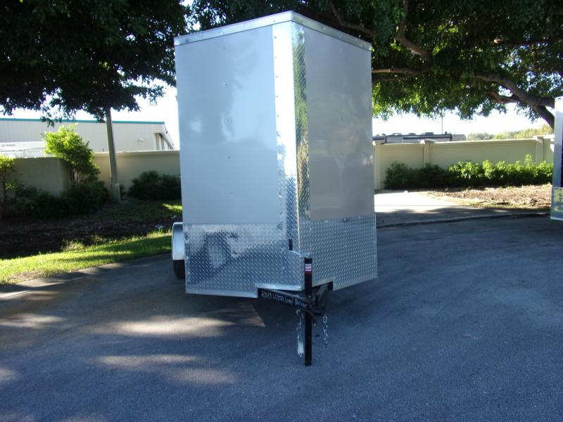 *111829* 6x12 Enclosed Cargo Trailer |LRT Haulers & Trailers 6 x 12