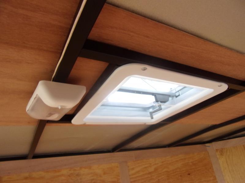 *112053* 6x12 Enclosed Cargo Trailer |LRT Haulers & Trailers 6 x 12