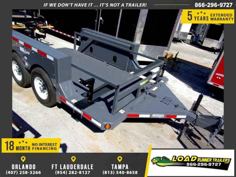 *113356* 6x10 Equipment Hauler Trailer  6 x 10