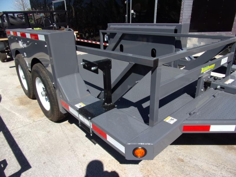 *113356* 6x10 Equipment Hauler Trailer  6 x 10