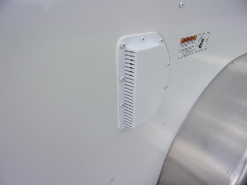 *111254* 6x12 Enclosed Cargo Trailer |LRT Tandem Axle Trailers 6 x 12