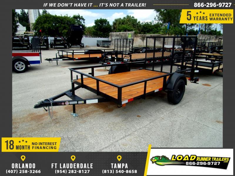 *111409* 6x10 Utility|Lawn|ATV|Multipurpose Trailer |LRT Haulers & Trailers 6 x 10