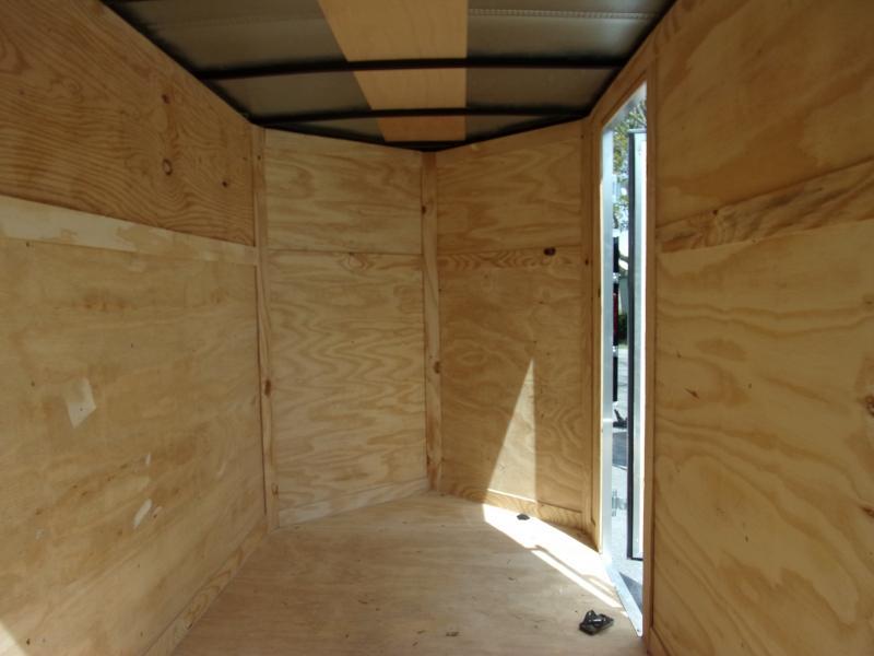 *114635* 5x8 Enclosed Cargo Trailer |LRT Haulers & Trailers 5 x 8