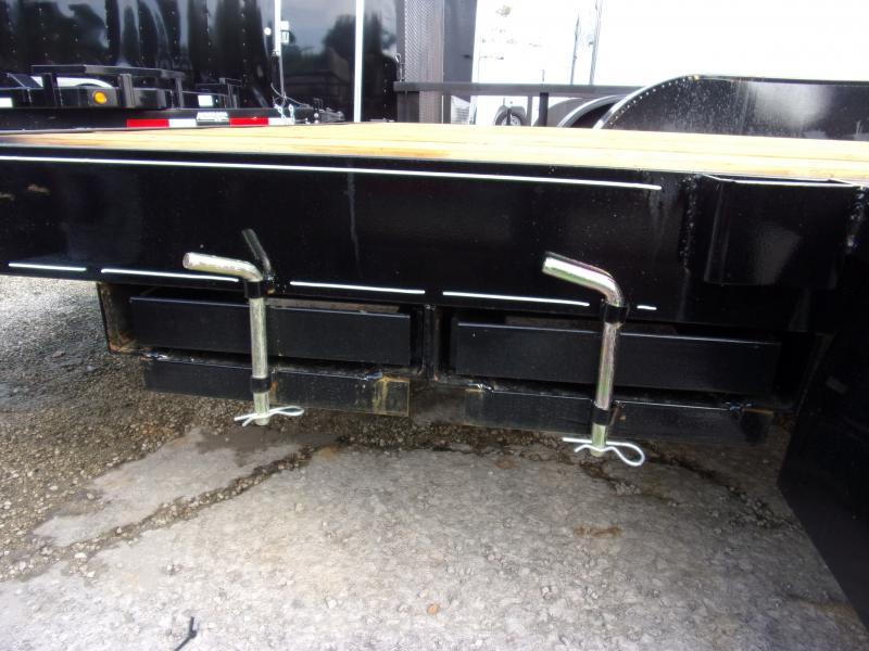 *112255* 7x20 Car Trailer |LRT Tandem Axle Trailers 7 x 20