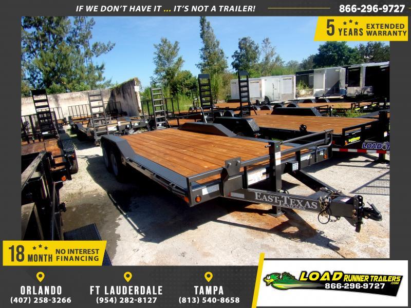 *117961* 8.5x24 Equipment Hauler Trailer |LRT Haulers & Trailers 8.5 x 24