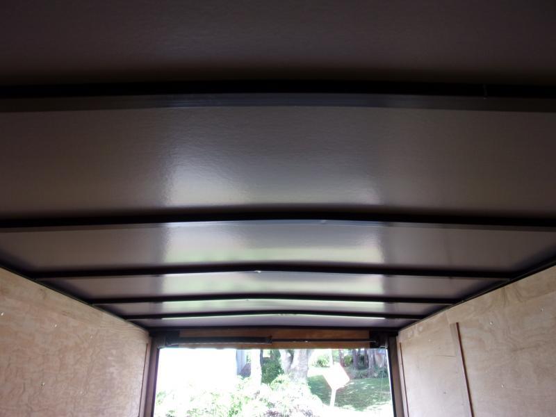 *116543* 7x12 Enclosed Cargo Trailer |LRT Haulers & Trailers 7 x 12