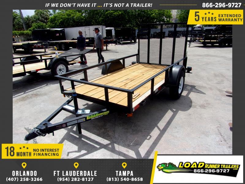 *114745* 5x10 Utility|Lawn|ATV|Multipurpose Trailer |LRT Haulers & Trailers 5 x 10