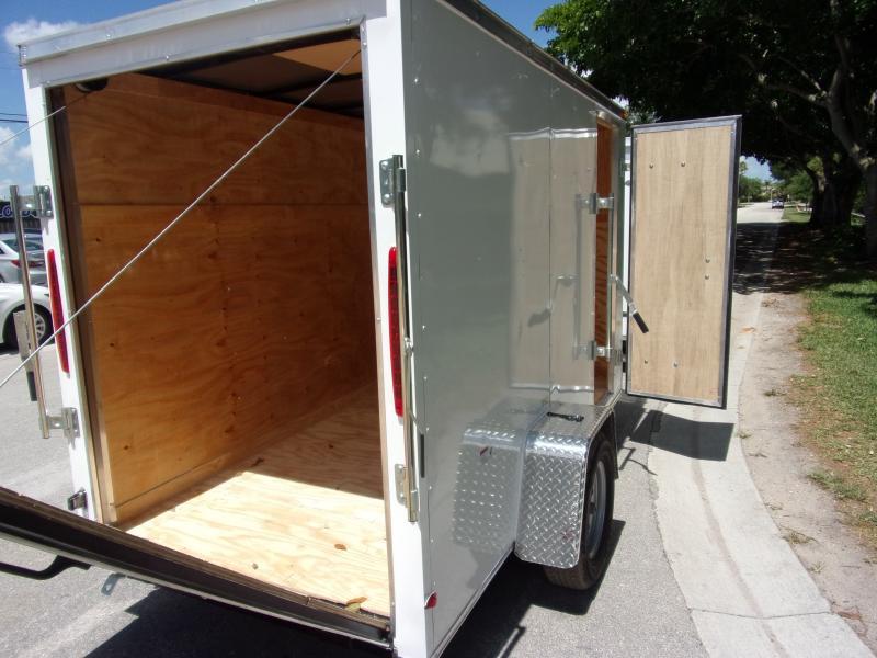 *115823* 5x10 Enclosed Cargo Trailer |LRT Haulers & Trailers 5 x 10