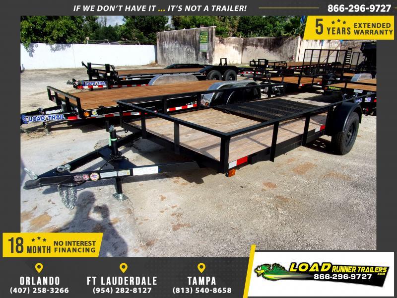 *110976* 6x14 Utility|Lawn|ATV|Multipurpose Trailer |LRT Haulers & Trailers 6 x 14