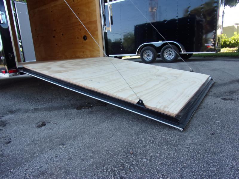 *111827* 6x12 Enclosed Cargo Trailer |LRT Haulers & Trailers 6 x 12