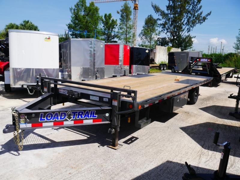 2020 Load Trail tfc102-24t7-pt
