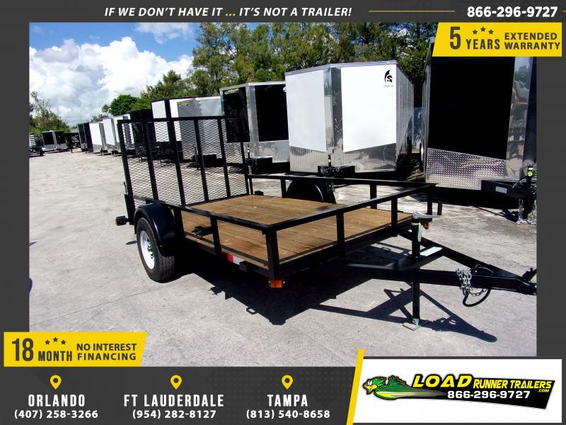 *117479* 6x10 Utility|Lawn|ATV|Multipurpose Trailer |LRT Haulers & Trailers 6 x 10