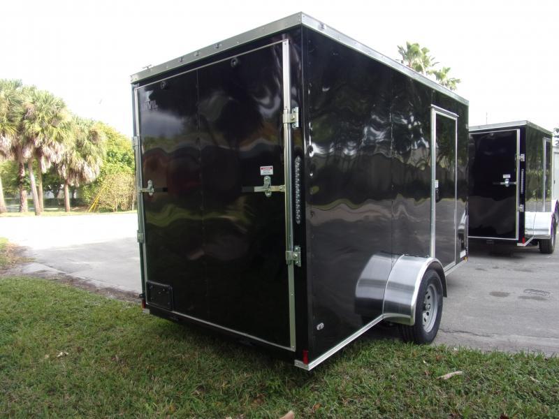 *113145* 6x12 Enclosed Cargo Trailer |LRT Haulers & Trailers 6 x 12