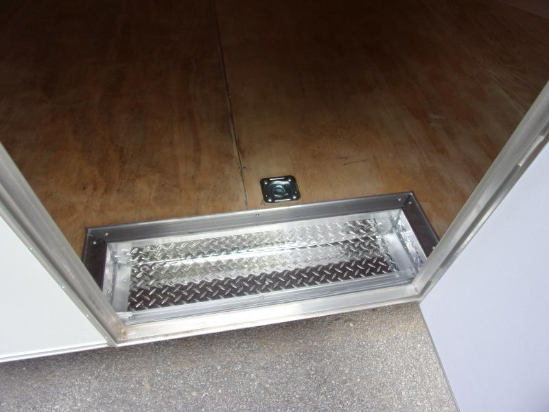 *117251* 8.5x20 Enclosed Cargo Trailer |LRT Tandem Axle Trailers 8.5 x 20