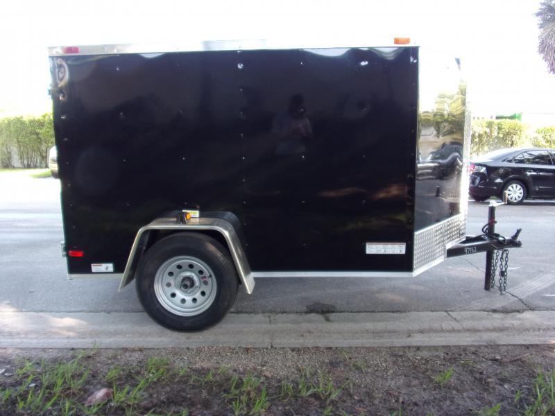 *111728* 5x8 Enclosed Cargo Trailer |LRT Haulers & Trailers 5 x 8