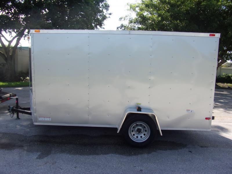 *112351* 6x12 Enclosed Cargo Trailer |LRT Haulers & Trailers 6 x 12