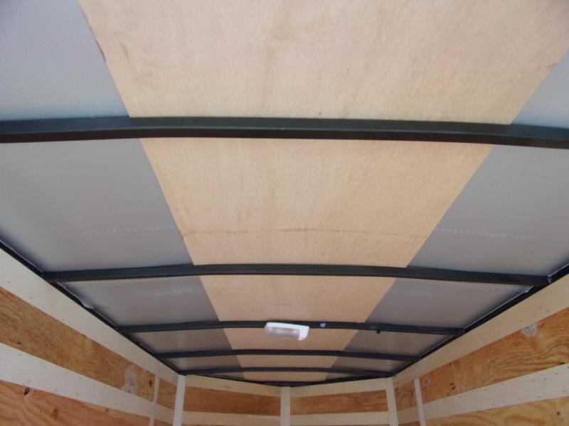*109452* 5x10 Enclosed Cargo Trailer |LRT Haulers & Trailers 5 x 10