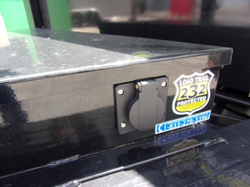 *109915* 6x12 Dump Trailer  LRT Tandem Axle Trailers 6 x 12