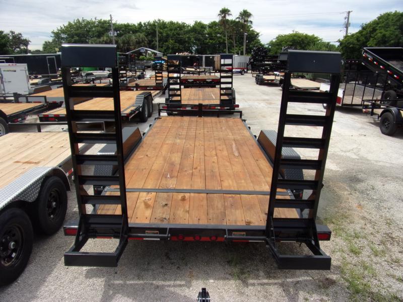 *110391* 7x16 Equipment Trailer |LRT Tandem Axle Trailers 7 x 16
