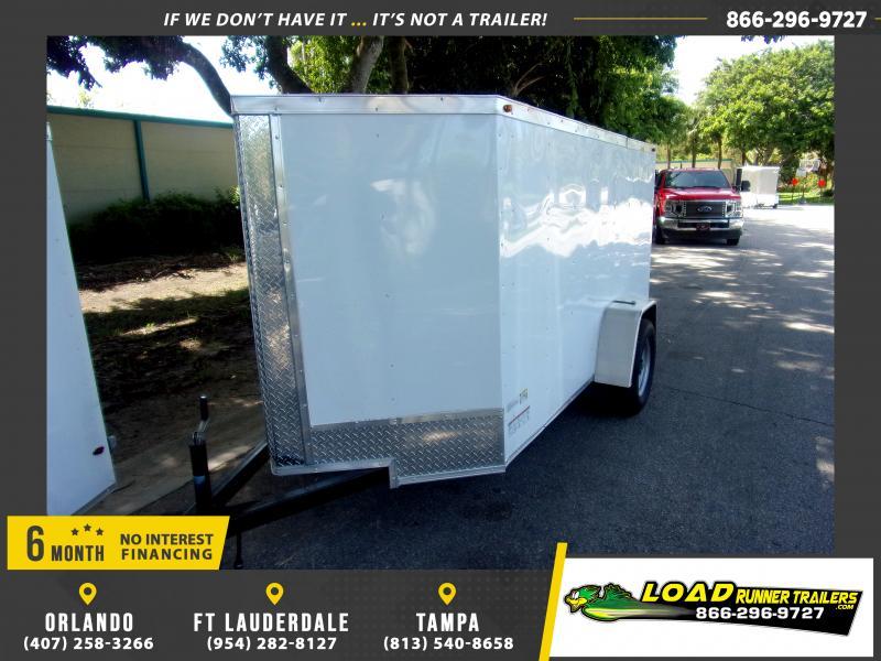 *117976* 5x10 Enclosed Cargo Trailer |LRT Haulers & Trailers 5 x 10