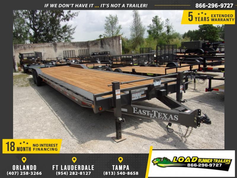 *114807* 8.5x36 Car Trailer |LRT Tandem Axle Trailers 8.5 x 36