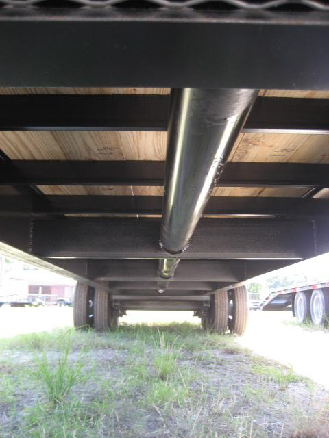 *FG14* 8.5x34 Flatbed Gooseneck Deck Over Trailer 10 TON 20K Trailers 8.5 x 34   FG102-34T10-LP/MPD