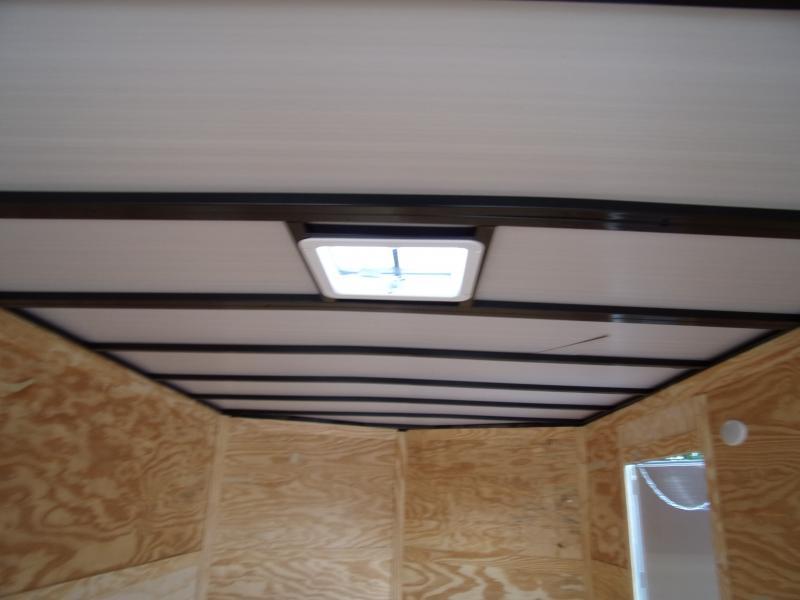 *112392* 8.5x20 Enclosed Cargo Trailer |LRT Tandem Axle Trailers 8.5 x 20