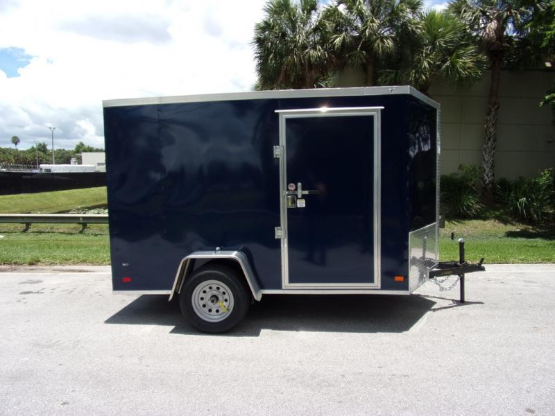 *110020* 6x10 Enclosed Cargo Trailer |LRT Haulers & Trailers 6 x 10