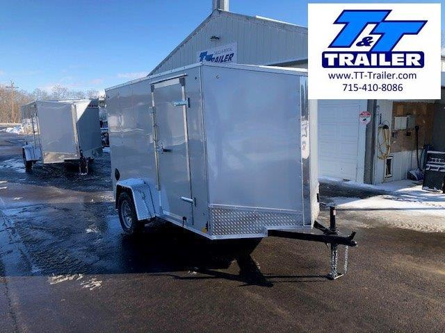 2022 Discovery Rover ET 6 x 10 V-Nose Enclosed Cargo Trailer