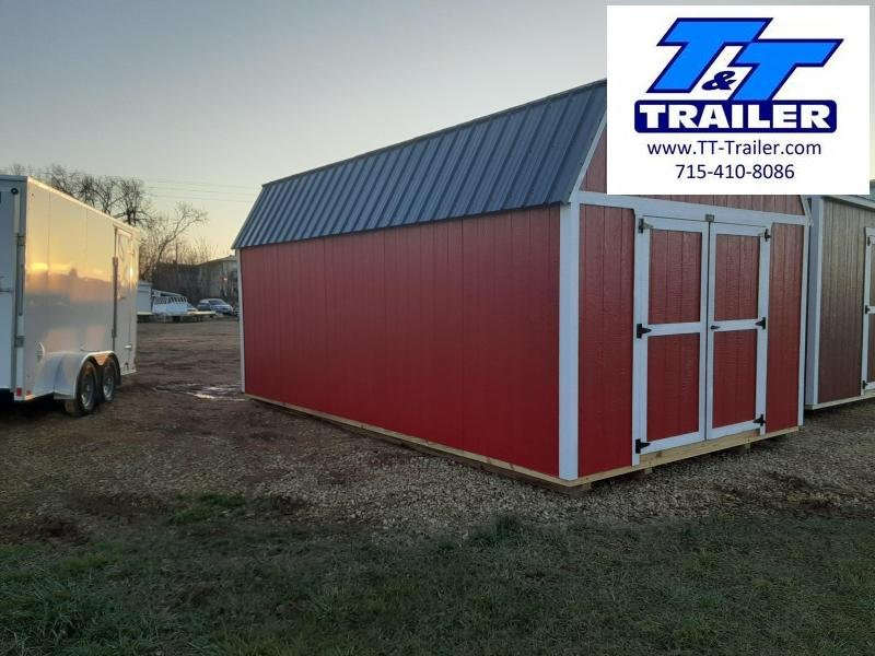 Urethane Lofted Barn (12x20)