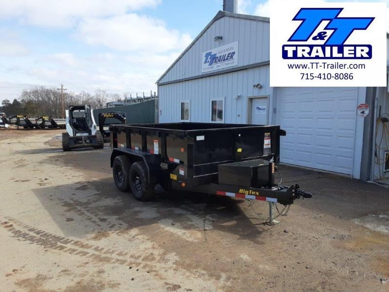 """FOR RENT - 72"""" x 10' Dump Trailer w/ 20"""" High Sides"""