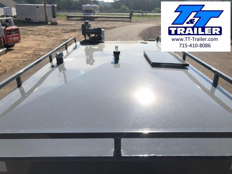 2020 Thunder Creek Equipment New 990 Gallon Fuel Trailer with DEF Tank