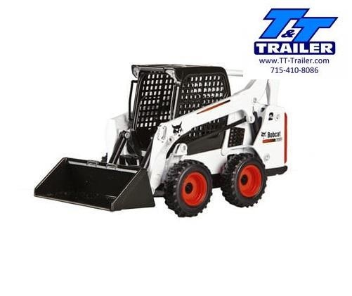 FOR RENT - S570 Bobcat Skid Steer