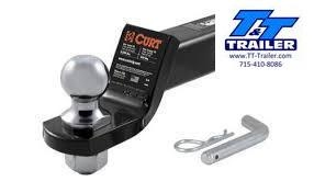 "FOR RENT - Ball and Receiver Hitch with Pin (2"" or 2 5/16"")"