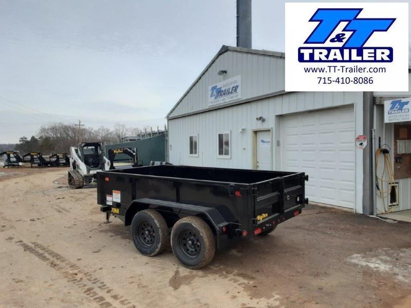 "2021 Big Tex 70SR 60"" x 10' Single Ram Dump Trailer"