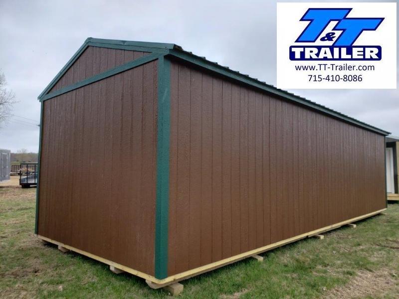 2021 Premier Urethane Garage 12'x20' Garage/Carport