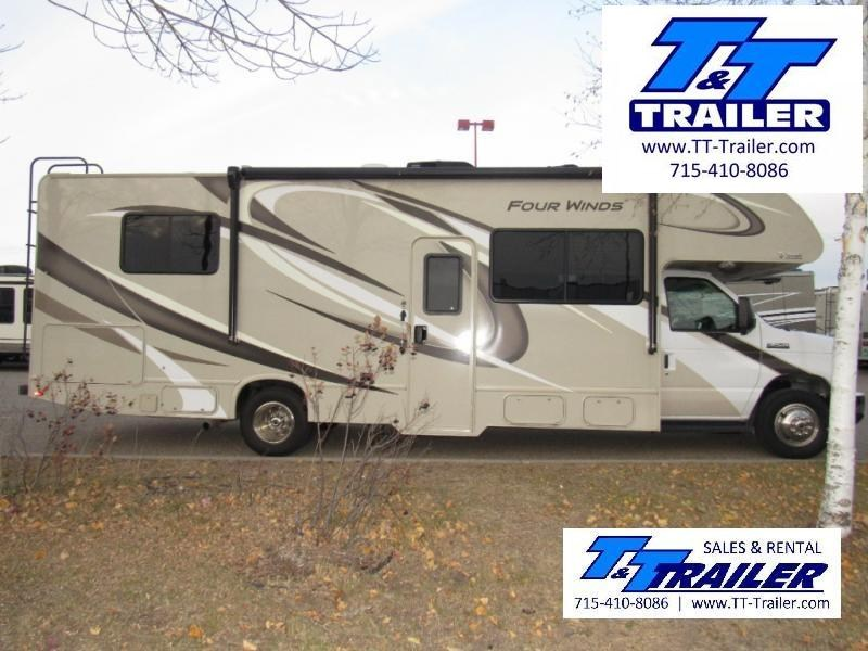 FOR RENT - 2019 28' Thor Four Winds Class C RV