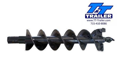 "FOR RENT - Earth Auger 18"" Bit"
