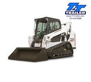 FOR RENT - T595 Bobcat Track Loader Skid Steer