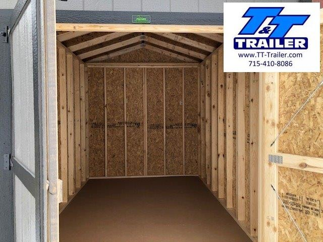 Urethane Utility Shed (8' x12') - In Stock