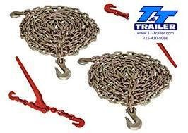 FOR RENT - Chains and Binders (2 Included)