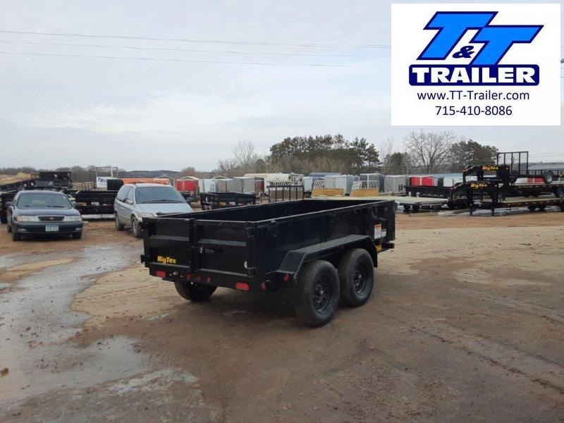 "FOR RENT - 60"" x 10' Dump Trailer w/ 18"" High Sides"