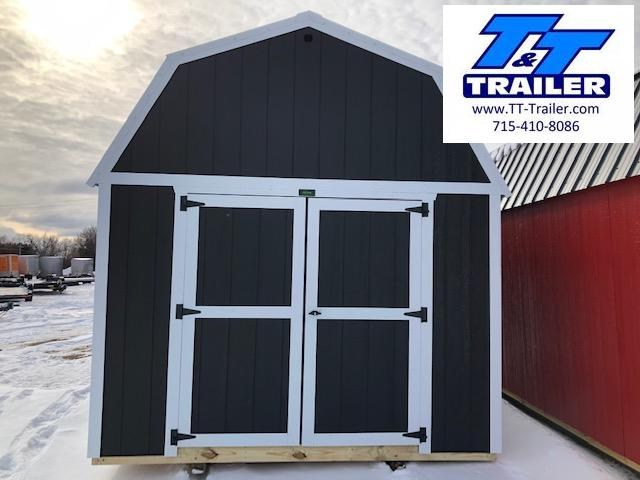 Urethane Lofted Barn (10x16)
